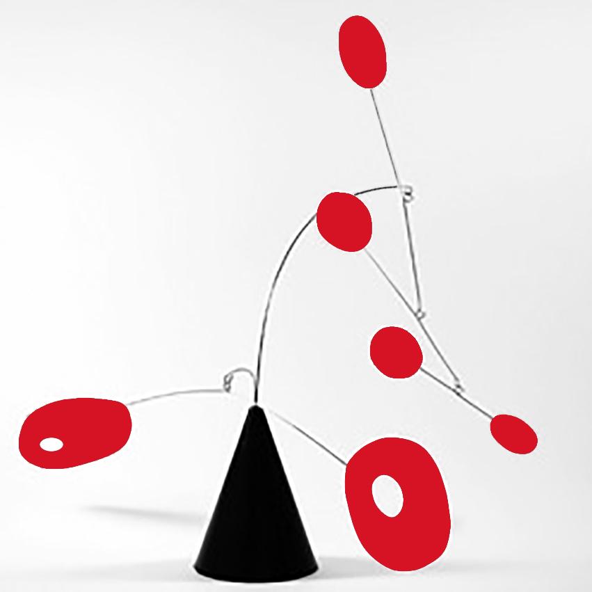 The Strobile Modern Sculpture