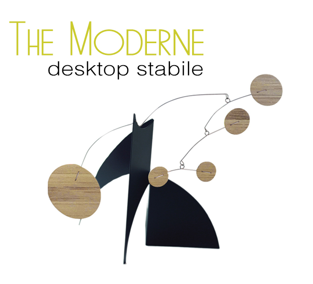 The Moderne Stabile Bamboo