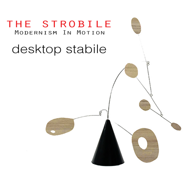 The Strobile Stabile Bamboo